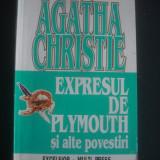 AGATHA CHRISTIE - EXPRESUL DE PLYMOUTH SI ALTE POVESTIRI