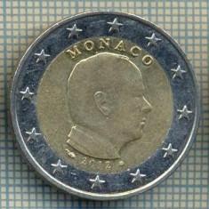 6827 MONEDA - MONACO -2 EURO-ANUL 2012 -starea care se vede, Europa, An: 1940