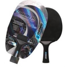 Paleta tenis de masa Allround+ CarboTec 20 concava - Ping pong