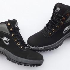 BOCANCI NIKE MANDARA - Bocanci barbati Nike, Marime: 40, 41, 42, 43, Culoare: Din imagine, Piele sintetica