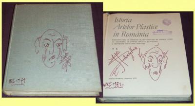 Istoria artelor plastice in Romania sec XVII-XIX, album de arta, ilustratii foto