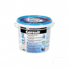 Chit de rosturi flexibil impermeabil Ceresit CE 40 alb - 2kg