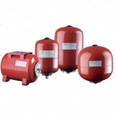 Vas expansiune orizontal pentru hidrofor 300 L seria AF - 650 / 705 / 1130 mm - Vas termic expansiune
