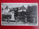 Vedere - Carte postala - Vedere din Fagaras - rara, Necirculata, Fotografie