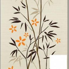 Faianta decorativa Lines maro cu beige - 25 x 40 cm