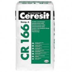 Pasta hidroizolatoare flexibila bicomponenta, 32kg Ceresit - CR 166 - Hidroizolatie