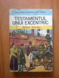 n5 Testamentul Unui Excentric - Jules Verne