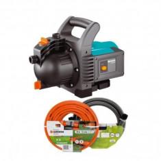 Pompa compacta de gradina Gardena - Classic 3500/4 - Pompa gradina