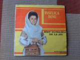 VASILICA DINU SANT OLTEANCA DE LA JIU DISC vinyl lp MUZICA POPULARA folclor