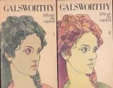 JOHN GALSWORTHY - SFARSIT DE CAPITOL ( 2 VOL ), 1985