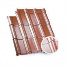 Tigla metalica Bilka Balcanic 35/40 / 0.5 - nuante mate