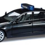 Masinuta BMW seria 5 politie HO, Herpa 700627
