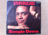 al jarreau boogie down not like this disc single vinyl muzica funk jazz soul pop