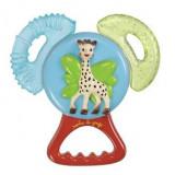 Inel dentitie cu vibratii Girafa Sophie