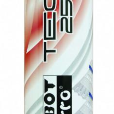 Set 6 fluturasi Badminton TALBOT-TORRO alb TECH 250 viteza:medie