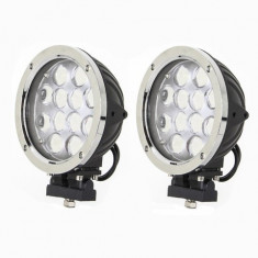 Proiector LED CREE 60W 12/24V COMBO - Proiectoare tuning, Universal