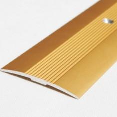 Profil trecere antiderapant 37, 5mm x 0.9 m - Bronz