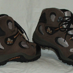 Ghete copii MERRELL WATERPROOF - nr 33, Culoare: Din imagine