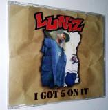 Luniz - I got 5 on it (1 CD)maxi single
