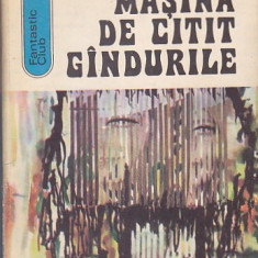 ANDRE MAUROIS - MASINA DE CITIT GANDURILE ( SF ) - Carte SF