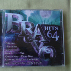BRAVO HITS 64 (2009) - 2 C D Original, CD, sony music