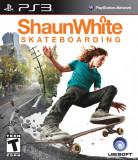 Vand Shaun White Skateboarding PS3 Ca NOU,Complet + *OFERTA, Sporturi, 3+