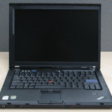 "Laptop T61 Lenovo eran 15.4"" Core 2 Duo T8100 2.1 GHz, Hdd 160Gb, DDR2 2Gb - Laptop Lenovo, Intel Core 2 Duo"