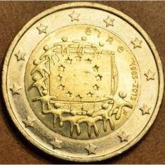 IRLANDA moneda 2 euro comemorativa 2015 - drapel European, UNC, Europa, Cupru-Nichel