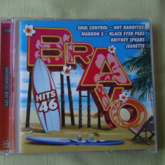 BRAVO HITS 46 (2004) - 2 C D Original, CD, sony music