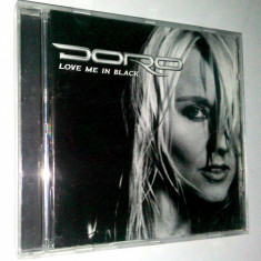 Doro - love me in black (cd) - Muzica Rock