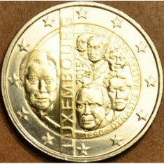LUXEMBURG moneda 2 euro comemorativa 2015-Dinastia, UNC, Europa, Cupru-Nichel