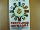 Cronologia universala Larousse cele mai importante evenimente din istorie 1996