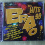 BRAVO THE HITS 1998 - 2 C D Original