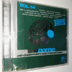 The Dome vol. 17compilatie (2CD) - Muzica Dance sony music