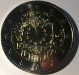 OLANDA moneda 2 euro comemorativa 2015 - drapel European, UNC