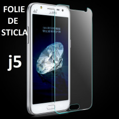FOLIE STICLA Samsung Galaxy J5 2015 0.33mm, tempered glass securizata Protectie - Folie de protectie