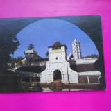 HOPCT 20967 INDIA GOA - TEMPLUL MANGUESHI [NECIRCULATA], Printata