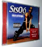 Sisqo return of the dragon (1 CD)