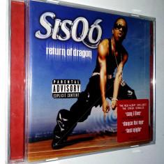 Sisqo return of the dragon (1 CD) - Muzica Hip Hop