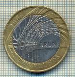 6886 MONEDA- MAREA BRITANIE - 2 POUNDS -2006 -BRUNEL -starea care se vede, Europa