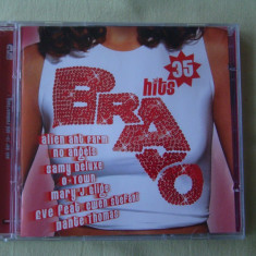 BRAVO HITS 35 (2001) - 2 C D Original - Muzica Dance sony music