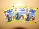 Panini plicuri cu stickere Ratattouille