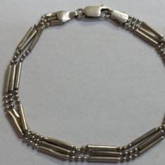 Finuta Bratara Argint in 3 randuri Vintage Delicata Eleganta si de Efect