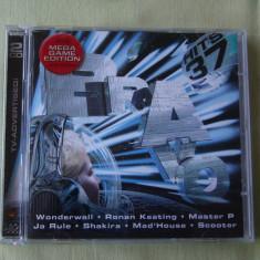 BRAVO HITS 37 (2002) - 2 C D Original - Muzica Dance sony music