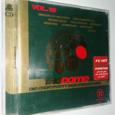 The Dome vol. 16 compilatie (2CD), CD, sony music