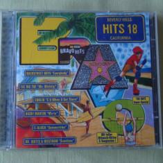 BRAVO HITS 18 (1997) - 2 C D Original - Muzica Dance emi records