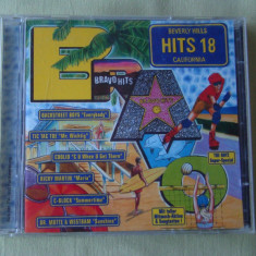 BRAVO HITS 18 (1997) - 2 C D Original - Muzica Dance emi records