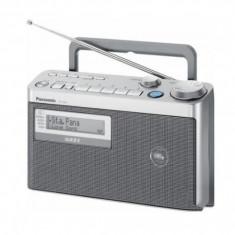 Radio portabil Panasonic - RF-U350EG-S - Aparat radio
