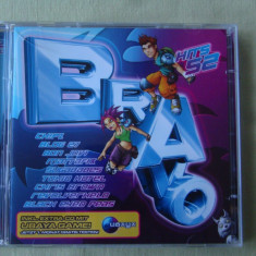 BRAVO HITS 52 (2006) - 2 C D Original - Muzica Dance sony music