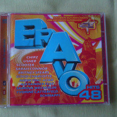 BRAVO HITS 48 (2005) - 2 C D Original - Muzica Dance sony music